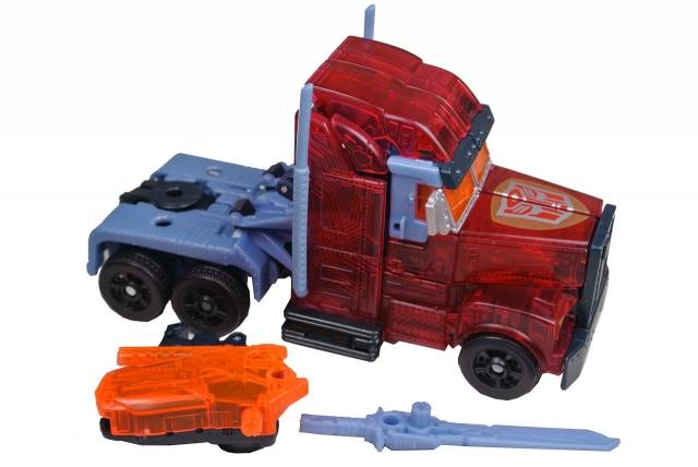 Transformers Prime - Dark Energon Optimus Prime - Loose - 100% Complete
