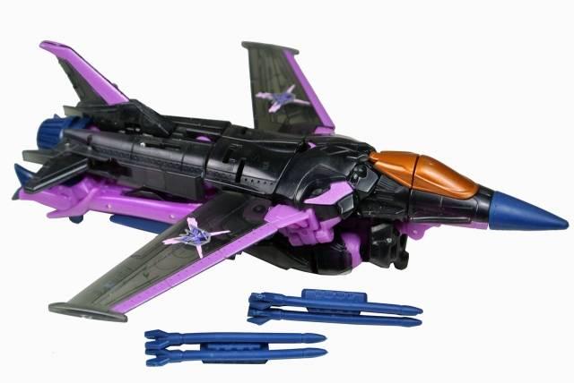 Transformers Prime - Dark Energon Starscream - Loose - 100% Complete