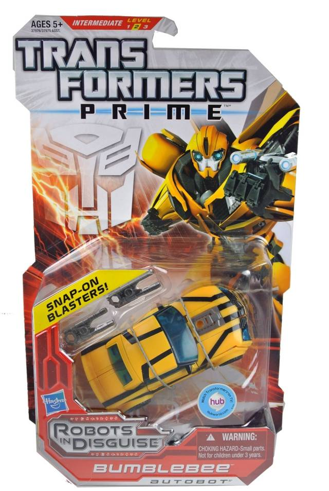 Transformers Prime - Bumblebee - MOSC
