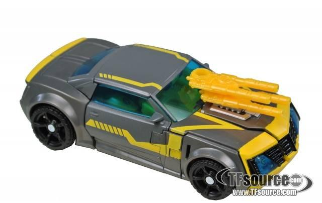Transformers Prime - Shadow Strike Bumblebee - Loose - 100% Complete