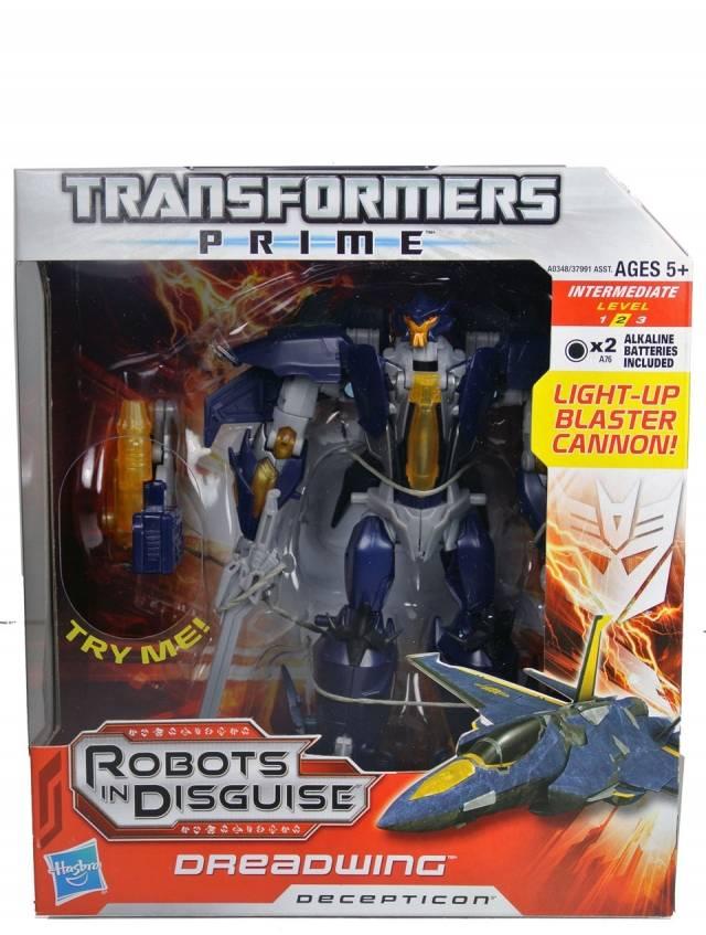 Transformers Prime - Dreadwing - MISB