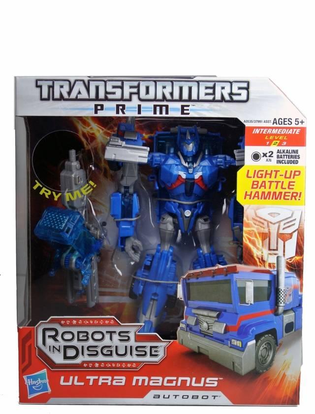 Transformers Prime Voyager Series - Ultra Magnus - MISB