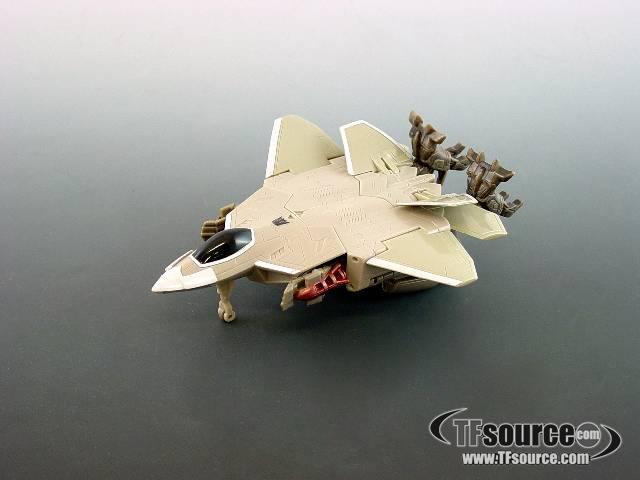 TFTM - Fast Action Battler - Battle Blade Starscream - Loose - 100% Complete