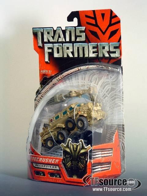 TFTM - Bonecrusher - MIB - 100% Complete