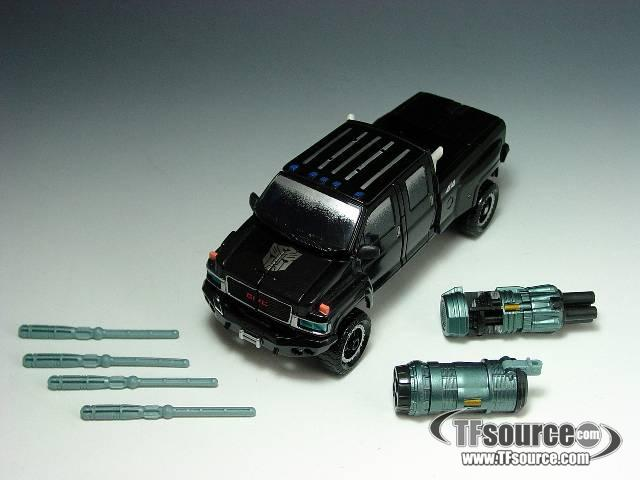 Transformers the Movie  - Premium Series Ironhide - Loose - 100% Complete