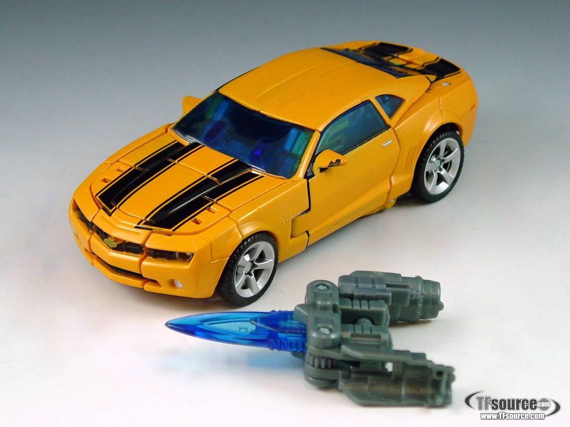 TFTM - Premium Series - Concept Camaro Bumblebee - Loose - 100% Complete
