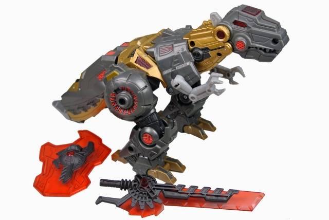 Transformers Generations Japan - TG19  Grimlock - Loose - 100% Complete