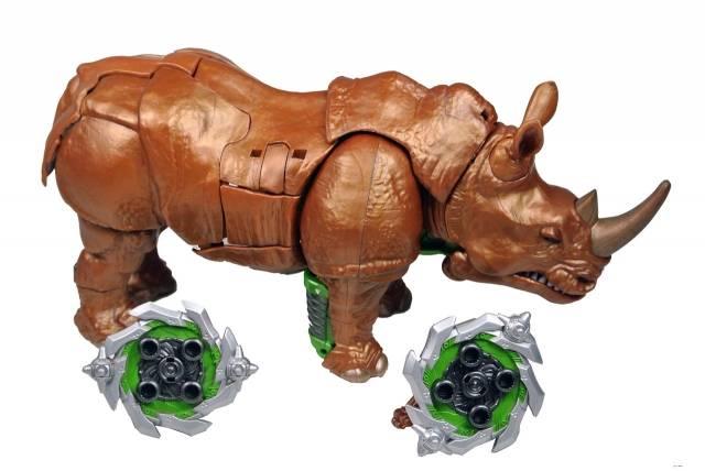 Transformers Generations Japan - TG31 Rhinox - Loose - 100% Complete