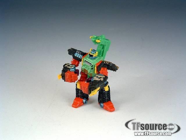 Titanium - Cybertron Scorponok - Near Complete