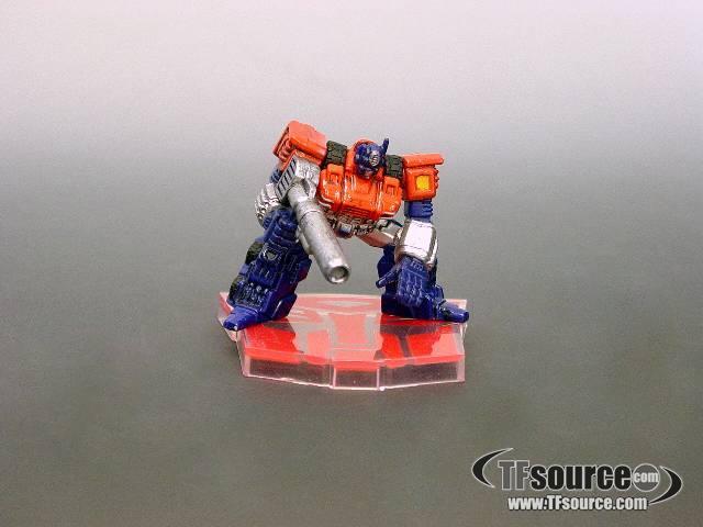 Titanium - War Within Optimus Prime - Loose - 100% Complete