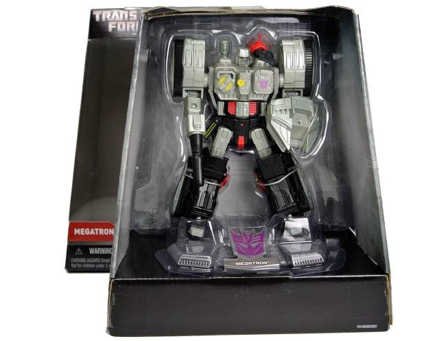 Titanium - War Within Megatron - MIB - 100% Complete