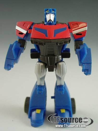 Transformers Animated - Legends Class - Optimus Prime  - Loose - 100% Complete