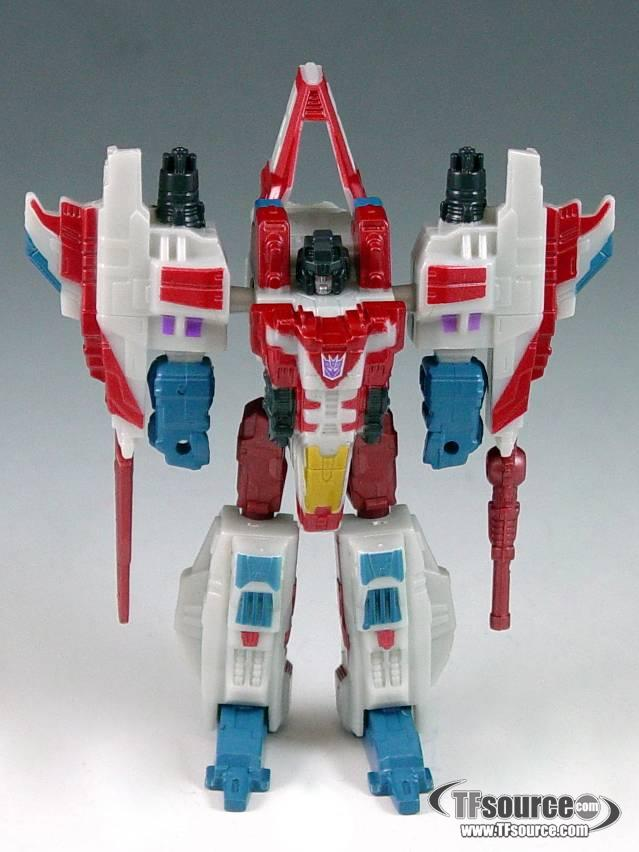 War for Cybertron - Starscream - Loose - 100% Complete