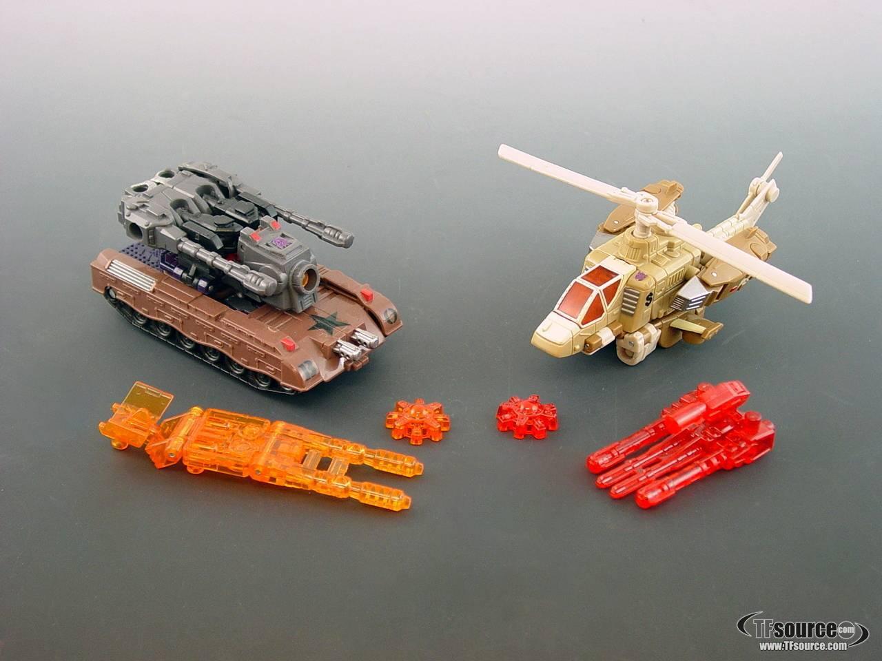 ROTF - Swindle and Blast Off - Loose - 100% Complete
