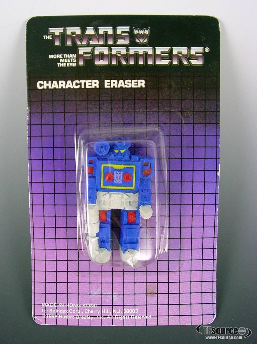 Spindex Corporation - Character eraser - Optimus Prime - MOSC