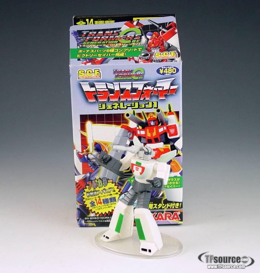 Super Collection Figure - Wheeljack - MIB -  100% Complete