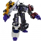 Transformers Unite Warriors - UW-02 - Menasor Set of 5