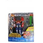 Beast Hunters - Transformers Prime - Voyager Optimus Prime - MISB