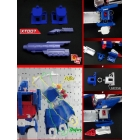 X2 Toys - XT007 MP-22 Ultra Magnus - Blaster & Shoulder Upgrade Kit