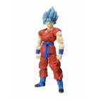 S.H. Figuarts - Dragon Ball - Super Saiyan God Super Saiyan Goku - MISB