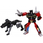 Transformers Masterpiece MP-15 Ravage and Rumble
