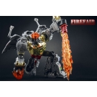 Fire Fair - FF-01 the King of Fire - MP Grimlock Add-on Kit - MIB