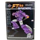 FansToys FT-03 Quake Wave - MISB