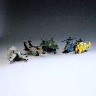 Power Core Combiners - Combiner Series 1 - Aerialbots - Loose - 100% Complete