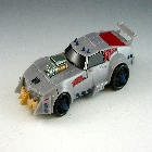 Transformers HFTD - Deluxe Series  - Axor - Loose - 100% Complete