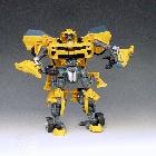Transformers HFTD - Deluxe - Battle Blade Bumblebee - Loose - 100% Complete