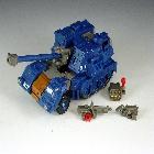 Transformers 2010 - Generations  - Darkmount (Straxus) - Loose - 100% Complete