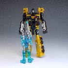 Transformers 2010 - Power Core Combiner 2-Pack - Huffer w/ Caliburst - Loose - 100% Complete