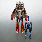 Transformers 2010 - Power Core Combiner 2-Pack - Darkstream w/Razorbeam - Loose - 100% Complete