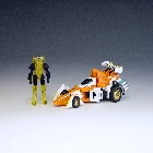 Transformers 2010 - Power Core Combiner 2-Pack - Leadfoot w/Pinpoint - Loose - 100% Complete