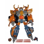Transformers 2010 - Unicron - Loose - 100% Complete