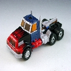 Transformers 2011 - Deluxe Series - Optimus Prime - Loose - 100% Complete