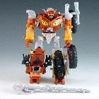 Transformers 2011 - Deluxe Series  - Wreck-Gar - Loose - 100% Complete