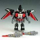 Transformers 2011 - Generations Series - Sky Shadow - Loose - 100% Complete