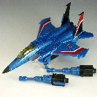 Transformers 2011 - Generations - Thundercracker - Loose - 100% Complete