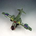 Transformers 2011 - Voyager Series - Lugnut - Loose - Missing Missile