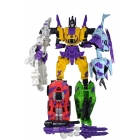 Transformers Fall of Cybertron - G2 - Bruticus - Loose - 100% Complete