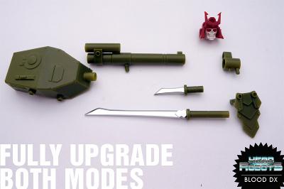 Headrobots - Blood DX - Upgrade Kit