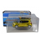 Alternity - A-03G Bumblebee Suzuki Swift Sport - Gold Bug - MIB - 100% Complete