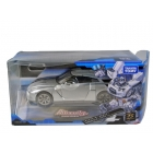 Alternity - Nissan GT-R - Convoy - Ultimate Silver Version - MIB - 100% Complete