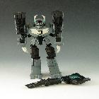 Transformers Animated  -  Autobot Longarm - Loose - 100% Complete