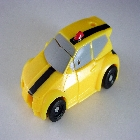 Transformers Animated - Legends - Bumblebee - Loose - 100% Complete