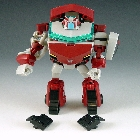 Transformers Animated - Cybertron Mode Ratchet - Loose - 100% Complete