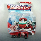 Transformers Animated  - Ratchet - Cybertron Mode - MIB - Near Complete