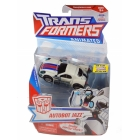 Transformers Animated - Deluxe Class - Autobot Jazz - MOSC
