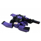 Transformers Animated - Purple Shockwave - Loose - 100% Complete